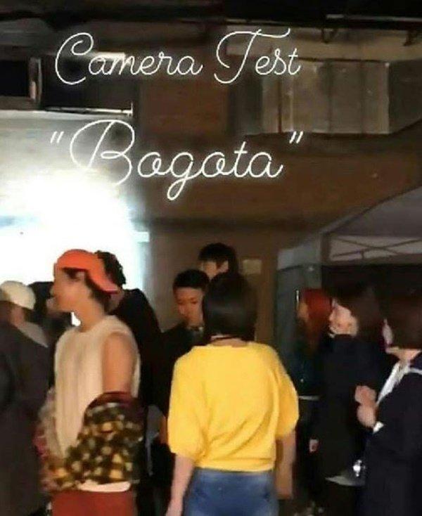 Former couple: Song Hye Kyo returned to Korea, Song Joong ki was present at Columbia 3