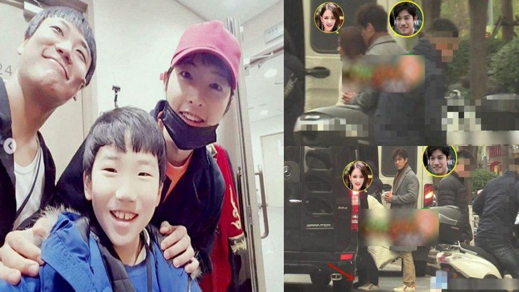 Song Hye Kyo secretly dated after rumors of divorce because Song Joong Ki was related to Jang Dong Gun 1