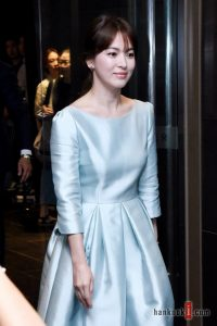 "Just because of a sentence that revealed why Song Hye Kyo could not hide ""failed divorce"" with Song Joong Ki 1"