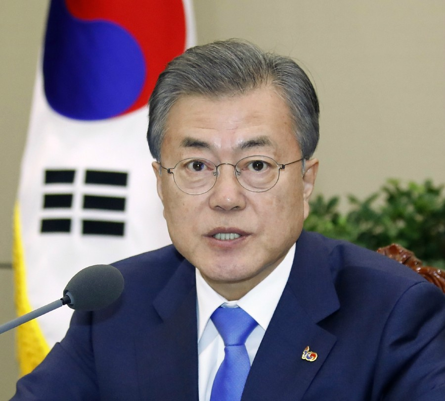 President Moon Jae In, BTS, Lee Min Ho, Song Hye Kyo: Leading the Top 20 representatives of Korea worldwide! 1