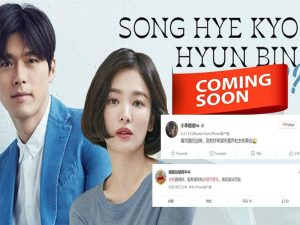 Hyun Bin And Song Hye Kyo Back Together