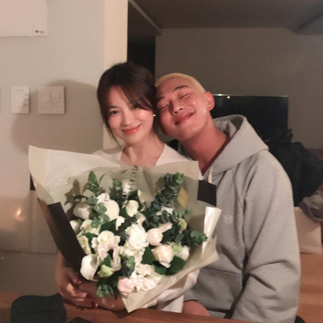 Who will be Song Hye Kyo's next boyfriend? Revealing the special man - SONG HYE KYO 2021 3