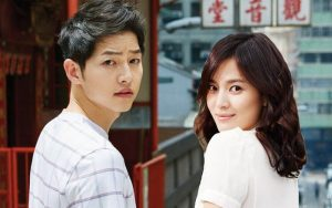 Today exactly 1 year after the court announced Song Hye Kyo - Song Joong Ki officially completed the divorce procedure! 1