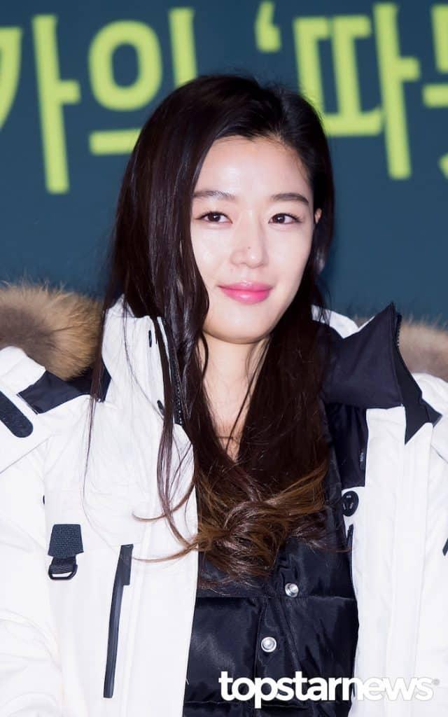 Fans hope Park Seo Joon will accept the offer to be Jun Ji Hyun's boyfriend in the drama Jiri Mountain! 2