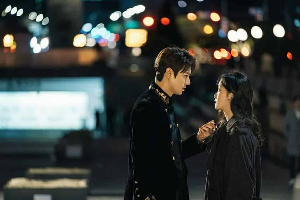 When they first met, Lee Min Ho and Kim Go Eun 'Fall In Love' in 'The King: Eternal Monarch' 2