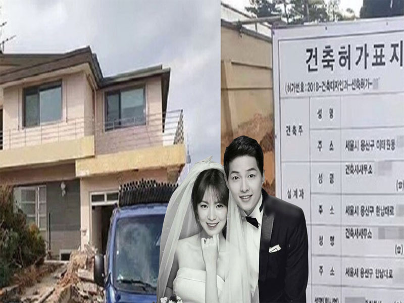 Secret in Song Joong Ki and Song Hye Kyo's Divorce, Song Joong Ki's brother's role is huge. 2