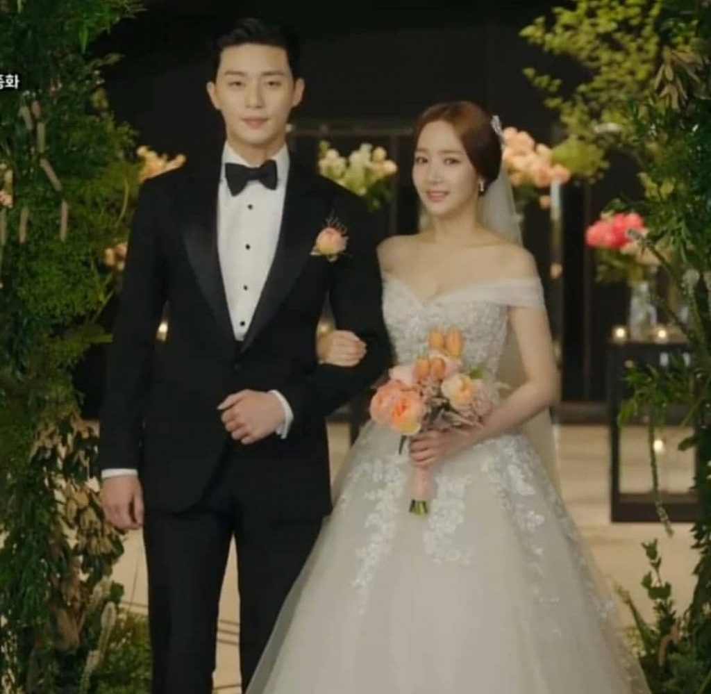 Park Min Young confirmed Not Dating Park Seo Joon of 'Itaewon Class'! 1