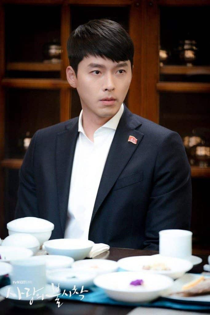 Hyun Bin- A rich man, but still lonely at the age of 38. 1