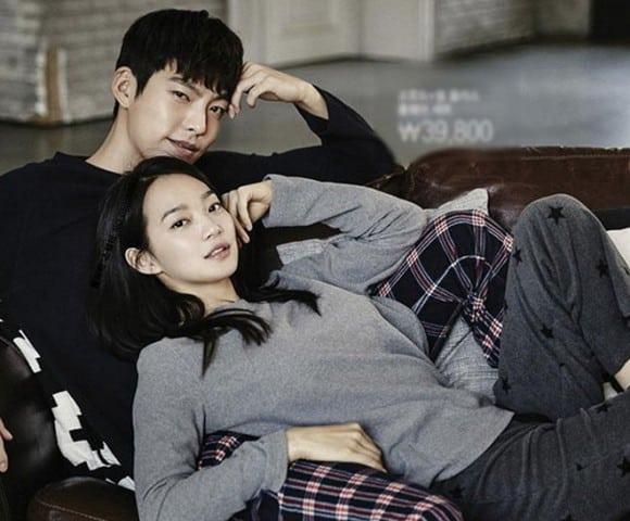 Shin Min Ah's super sweet action for Kim Woo Bin on Instagram! 1