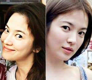 Song Hye Kyo mother: Married at 18 and then became a single mother, finally a fulcrum for her daughter after divorce 2