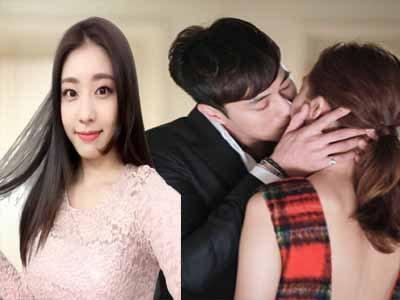 Jo Eun Jung - So Ji Sub's newlywed wife: beautiful, seductive and super good academic achievement.