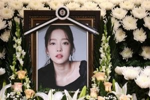 The mother abandoned Goo Hara demanding 50% of the property after her daughter died