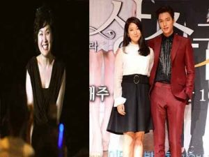 Lee Min Ho and 'girlfriend' Park Shin Hye