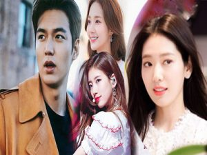 Lee Min Ho - Actor entangled in love with Park Shin Hye, Park Min Young, Suzy!