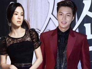 Lee Min Ho revealed he wants to work with Song Hye-Kyo!