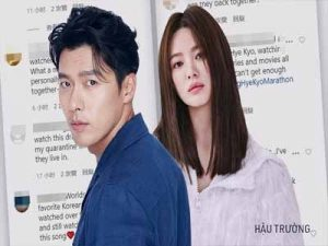 Knet was noisy over the evidence that Song Hye Kyo reunited with Hyun Bin after divorce Song Joong Ki?