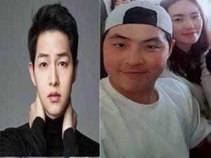 Song Joong Ki's brother company