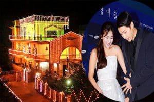 Song Joong Ki destroy the wedding house