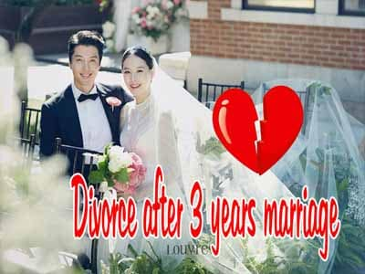 Lee Dong Gun and Jo Yoon Hee divorce after 3 years of marriage!