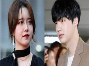 Goo Hye Sun strongly responded after Ahn Jae Hyun Company asked Goo Hye Sun to pay damages!