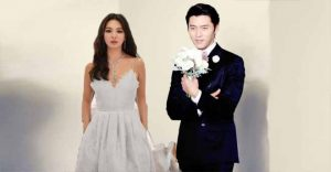"""In the middle of dating news Song Hye Kyo, Hyun Bin won overwhelmingly in the poll """"The men Korean trust enough to get married."""""""