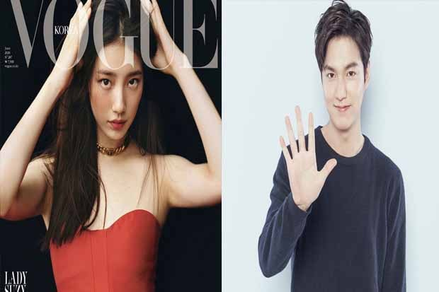 Lee Min Ho is sad because Rating while his ex-girlfriend Suzy officially set a record to rival Jennie (BLACKPINK) - Become the Magazine Queen!