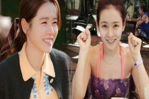 Son Ye Jin-Female Star doesn't need makeup when filming because it's so beautiful, makeup artist and director also give up!
