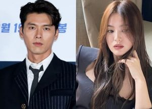 Song Hye Kyo's fandom urged Vote for Hyun Bin to win at the 56th Baeksang Arts Awards!