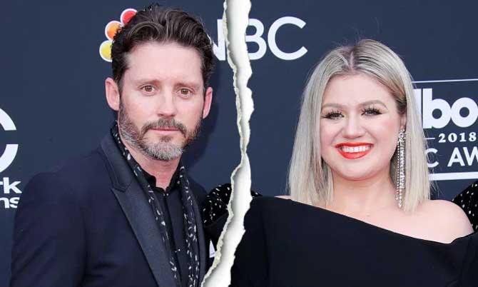 Breaking Kelly Clarkson Brandon Blackstock Divorces After 7 Years Of Marriage Lovekpop95