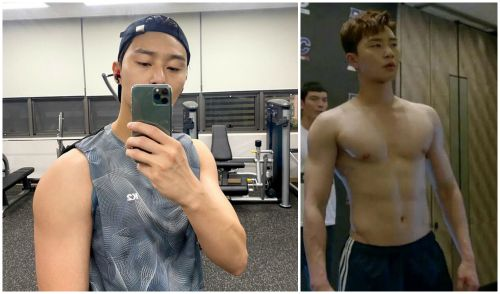 """Park Seo Joon practices bodybuilding to return to the sexy body to become 'IU's Boyfriend"""" in 'Dream'."""