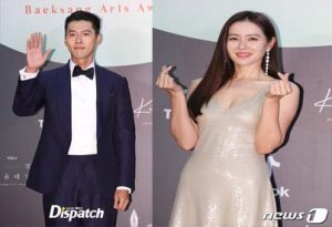 After Son Ye Jin appeared, Hyun Bin dressed in a black suit elegantly appeared to cause a red carpet!