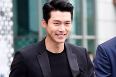Hyun Bin ranked only 5 out of 10 most handsome Korean actors .
