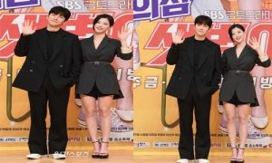HOT press conference Kbiz today - Ji Chang Wook and Kim Yoo Jung are amazing chemistry!
