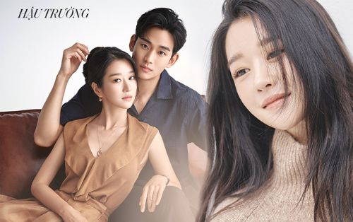 """Seo Ye Ji - """"screen lover"""" of Kim Soo Hyun: """"Late blooming flower"""" has a hot body and sexy curves"""