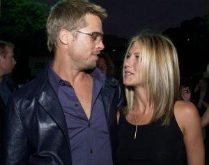 Brad Pitt and ex-wife Jennifer Aniston advised the community to wear masks!
