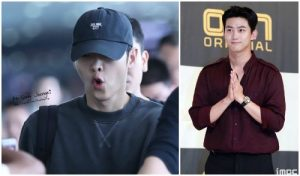 Song Joong Ki Comeback - 2PM's Taecyeon becomes a drug lord