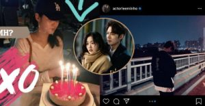 Lee Min Ho is actually dating Kim Go Eun