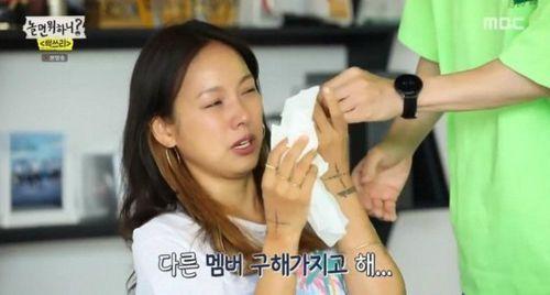 Lee Hyori tears up talking about karaoke controversy involving Girls' Generation's YoonA