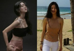 Why Kim Soo Hyun's crazy girl - Seo Ye Ji does not dare to wear a bikini?