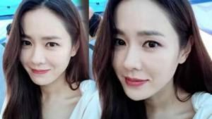 The goddess must also be jealous of Son Ye Jin: Post to show her beauty on Instagram in half a day ,reach 1.8 million views!