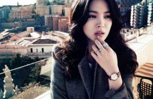 "Han Hye Jin: ""Song Hye Kyo has been"" popular ""since high school."""