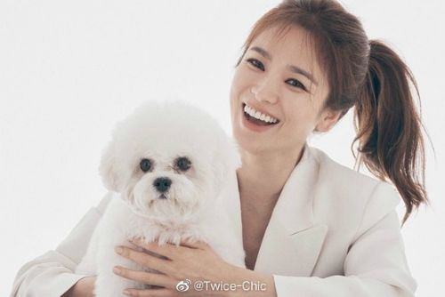 Song Hye Kyo first appeared after rumors of Song Joong Ki dating female lawyer, beauty and facial expression caused HOT on social networks!