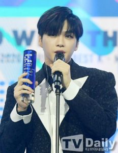 HOT- After breaking up rumors, Kang Daniel face-to-face TWICE's Jihyo at the Soribada Awards 2020 1