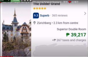 Hyun Bin Son Ye-jin caught dating at Dolder Grand Hotel ? Dolder Grand Hotel is the dating place of BINJIN couple! 1