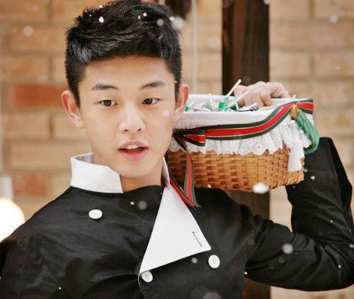 Actor Yoo Ah-in