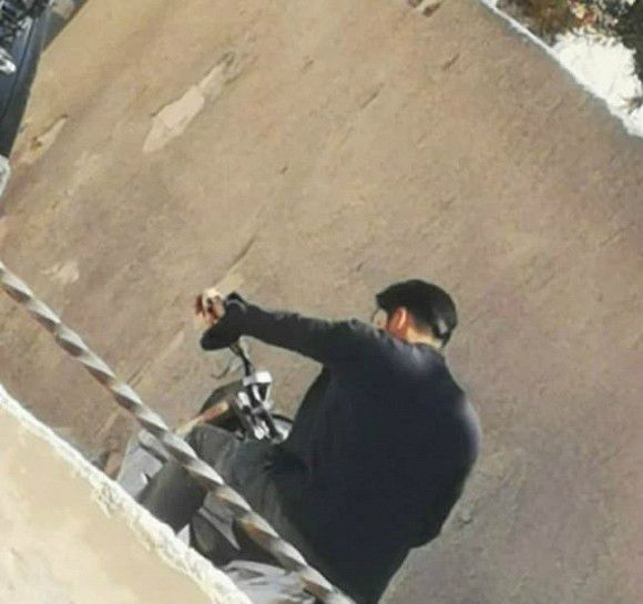 Hyun Bin Latest News 2020- Hyun Bin leaked dramatic images at the film studio in Jordan! 1