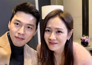 Hyun Bin's agency is known to intentionally cover up a love affair with Son Ye Jin despite many dating evidence. 1