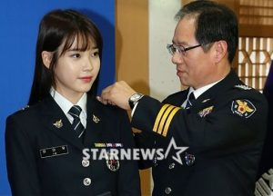Revealed two Korean actresses appointed as police officers! 2