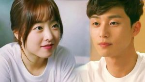 Park Seo Joon and Park Bo Young