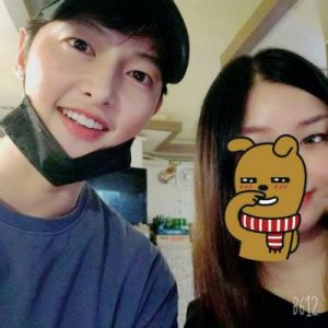 Song Joong Ki first revealed a close-up photo, revealing his life after a long time after divorcing Song Hye Kyo 1